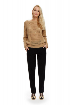 Eternity sweater Camel