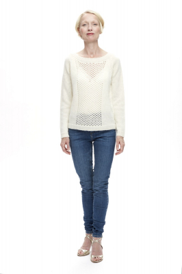 Eternity Sweater Hvid